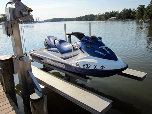 Waverunner Lifts